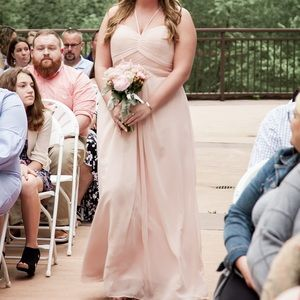 J&B bridal bridesmaid dress Size 16